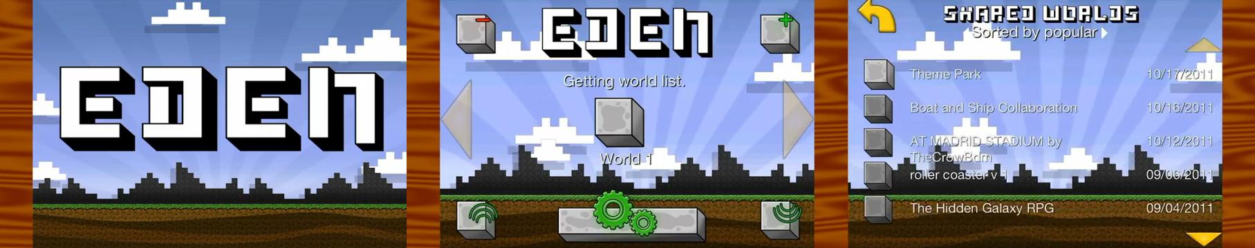 OSTBLOCK in use — Game App