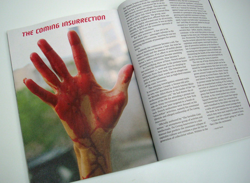 PTL Attack in Adbusters #85